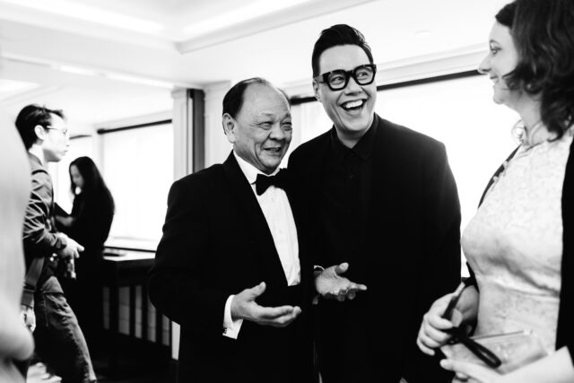 Golden Chopsticks Awards, Fusion Awards, Gok Wan Asian Awards, Stanley SeeWoo Lifetime Achievement